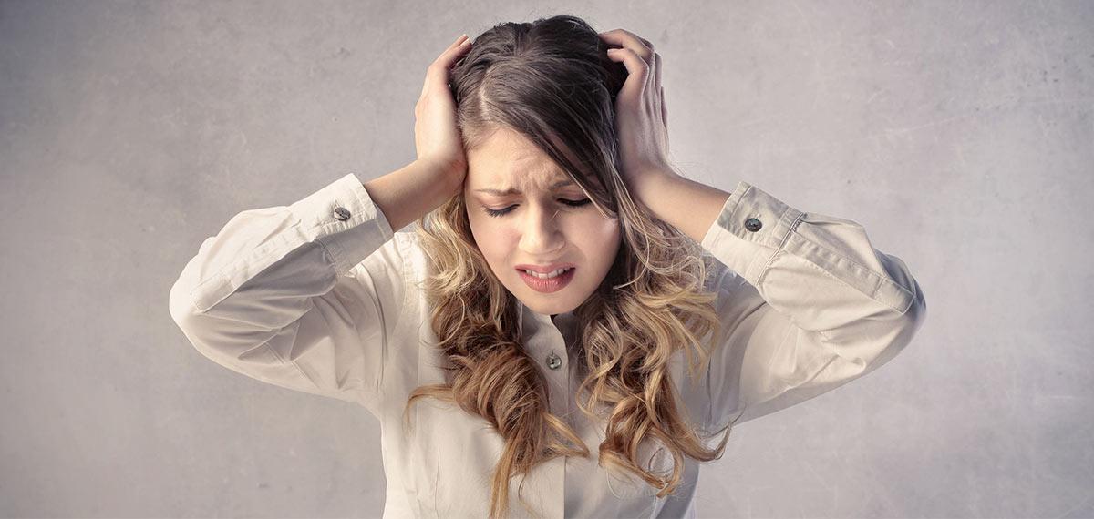 Нервозность и раздрожительность от нехватки секса