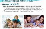 Семья — психология