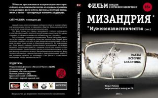 Мизандрия — психология