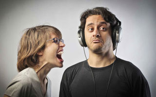 Игнорирование — психология