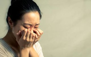 Плач — психология