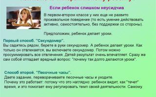 Гиперактивный ребенок — психология