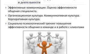Эффективное обращение — психология