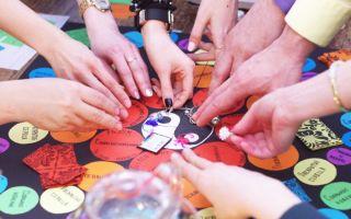 Игра «круг и я» — психология