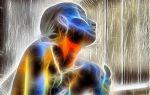 Анатомический негатив — психология