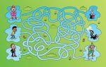 Игра «лабиринт» — психология