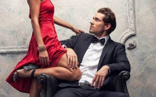 Мужчина стремится возбудиться — психология
