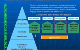 Личные позиции, взгляды, ценности и интересы — психология