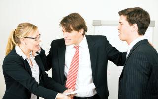 Жесткие переговоры — психология