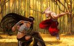 Игра: «дракон, самурай и девочка» — психология
