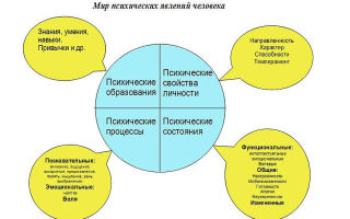 Характеристики внутреннего мира — психология