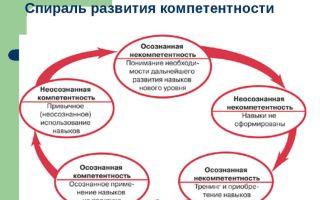 Формирование компетенций в учебном процессе — психология
