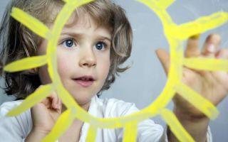Ребенок — психология
