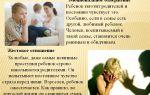 Дикие отношения — психология