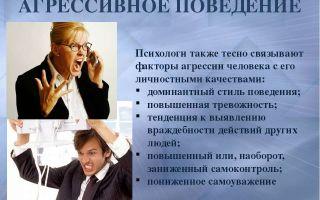 Поведение — психология