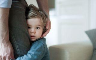 Беспокойство за ребенка — психология