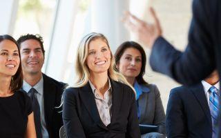 Корпоративные тренинги — психология
