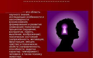 Переживание и мышление — психология
