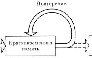 Развитие позитивной памяти — психология