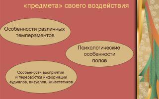 Знание — психология
