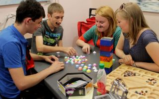 Игры-развлечения — психология