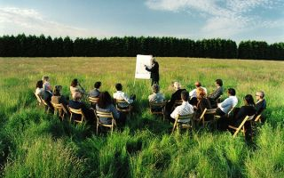 Выездные тренинги — психология