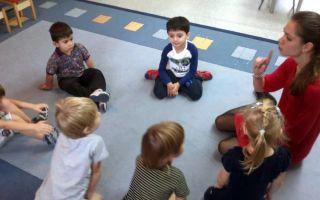 Занятия для ребенка — психология