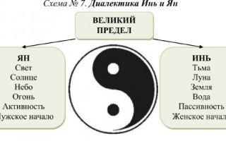 Инь и ян — психология