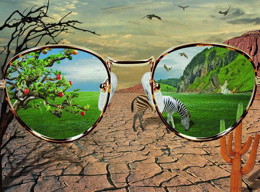 Смотреть на мир другими глазами картинки