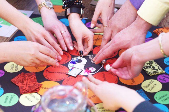 игры для знакомства и объединения