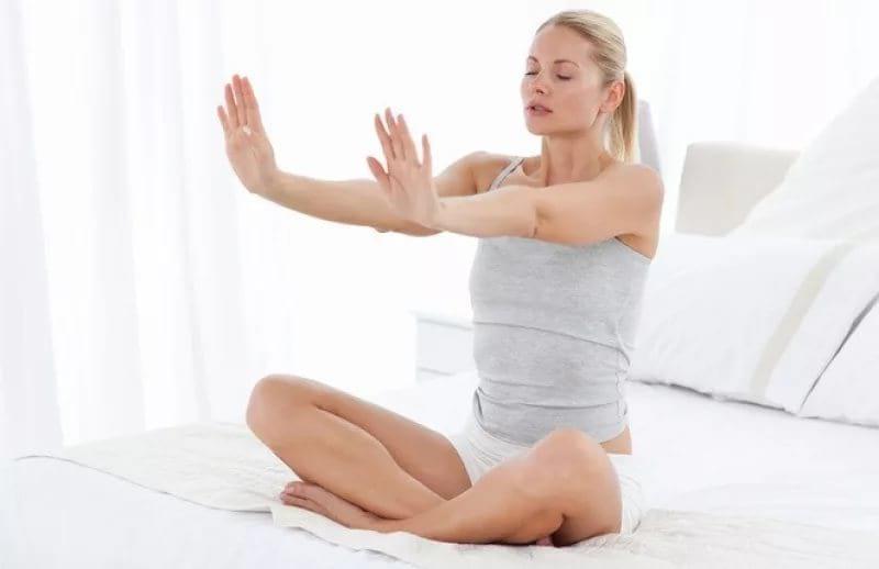 Психический настрой при занятиях дыхательной гимнастикой